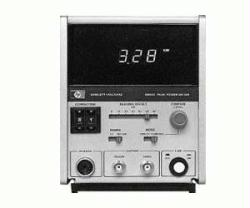 HP/AGILENT 8900D/H01 PEAK POWER METER, 100 MHZ-18 GHZ, DIGITAL READOUT